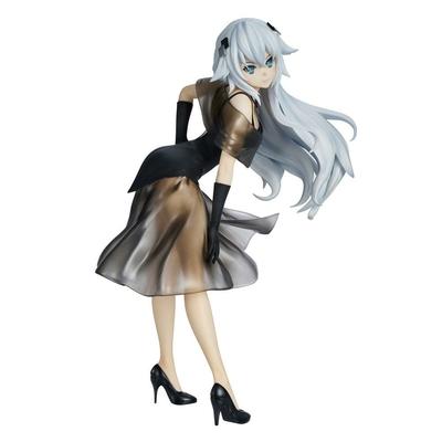 Statuette Hyperdimension Neptunia Black Heart Dress Ver. 23cm