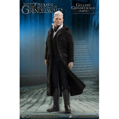Figurine Les Animaux fantastiques 2 Real Master Series Gellert Grindelwald 23cm