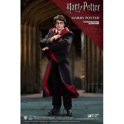 Figurine Harry Potter Real Master Series Harry Potter 2.0 Uniform Ver. 23cm
