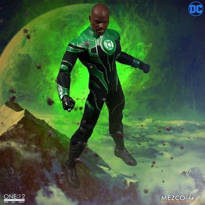 Figurine DC Comics John Stewart The Green Lantern 17cm