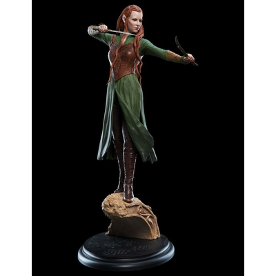 Statuette Le Hobbit La Désolation de Smaug Tauriel of the Woodland Realm 37cm
