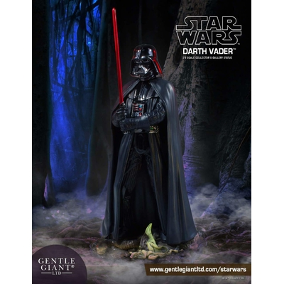 Statuette Star Wars Collectors Gallery Darth Vader 23cm