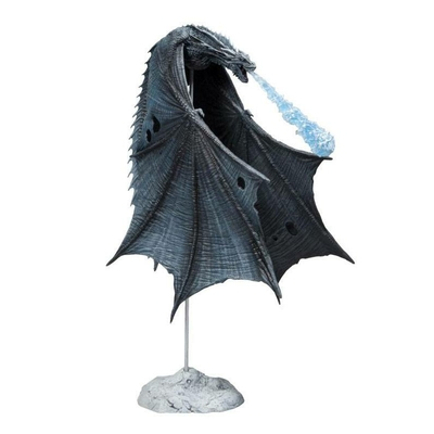 Statuette Game of Thrones Viserion Ice Dragon 23cm