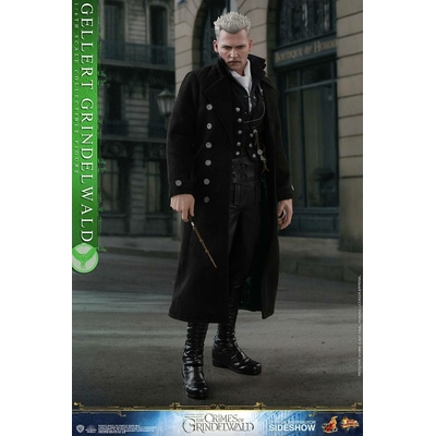 Figurine Les Animaux fantastiques 2 Movie Masterpiece Gellert Grindelwald 30cm