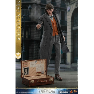 Figurine Les Animaux fantastiques 2 Movie Masterpiece Newt Scamander 30cm