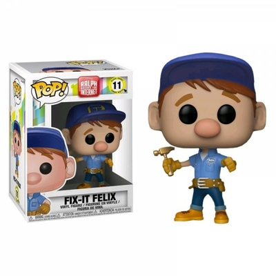 Figurine Les Mondes de Ralph 2 Funko POP! Fix-It Felix 9cm