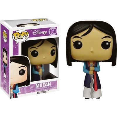 Figurine Mulan Funko POP! Disney Mulan 9cm