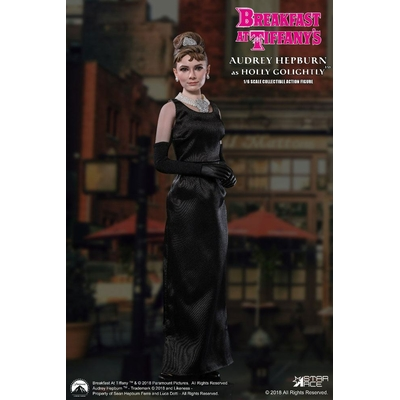 Figurine Diamants sur canapé Holly Golightly Audrey Hepburn 2.0 - 29cm