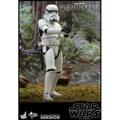 Figurine Star Wars Movie Masterpiece Stormtrooper 30cm