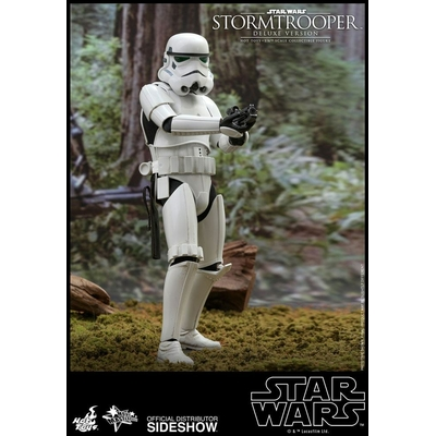 Figurine Star Wars Movie Masterpiece Stormtrooper Deluxe Version 30cm