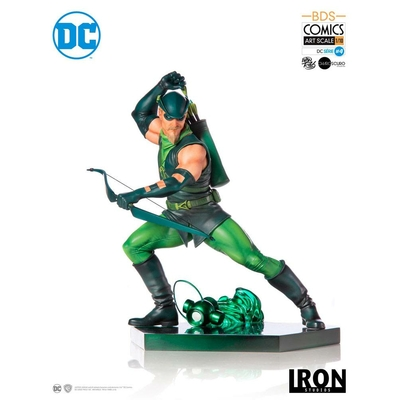 Statuette DC Comics Art Scale Green Arrow by Ivan Reis 17cm