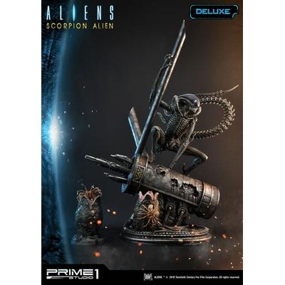Statue Aliens #101 Scorpion Alien Deluxe Ver. 99cm
