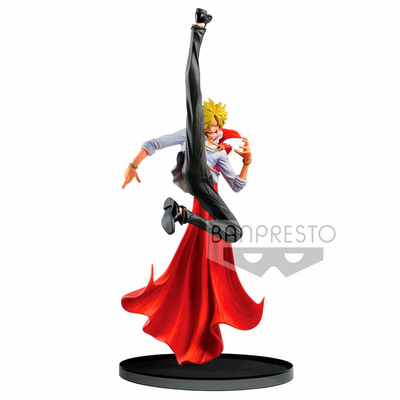Statuette One Piece BWFC Special Sanji Normal Color Ver. 20cm