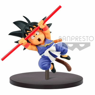 Statuette Dragon Ball Super Son Goku Fes Kid Son Goku 20cm