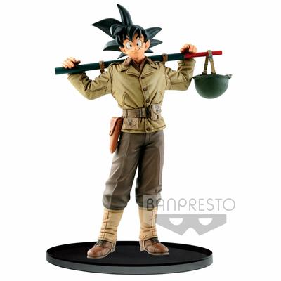 Statuette Dragon Ball Z BWFC Son Goku Normal Color Ver. 18cm