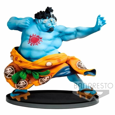 Statuette One Piece BWFC Jinbei Normal Color Ver. 14cm