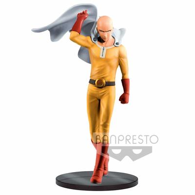 Statuette One Punch Man DXF Saitama 20cm