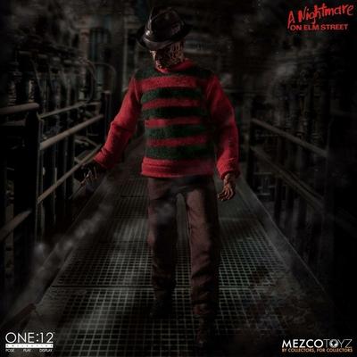 Figurine Les Griffes de la nuit Freddy Krueger 17cm