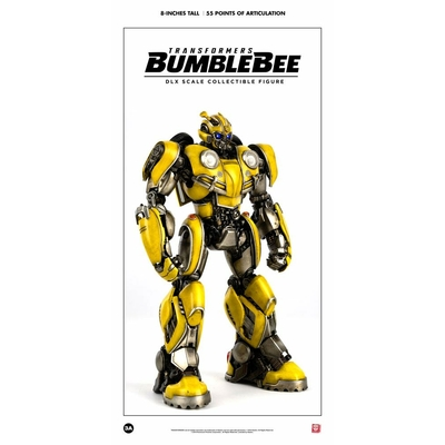 Figurine Bumblebee DLX Scale Bumblebee 20cm