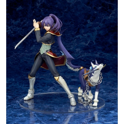 Statuette Tales Of Vesperia Yuri Lowell & Repede True Knight Ver. 20cm