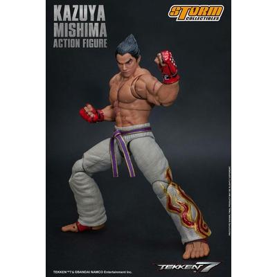 Figurine Tekken 7 Kazuya Mishima 17cm