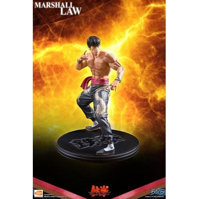 Statuette Tekken 6 Marshall Law 43cm