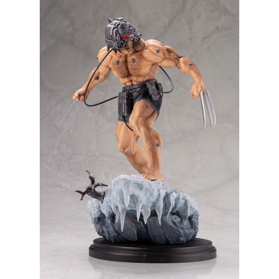 Statuette Marvel Comics Fine Art Weapon X 33cm