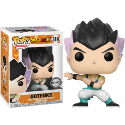 Figurine Dragon Ball Super Funko POP! Gotenks 9cm