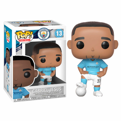 Figurine Football Funko POP! Gabriel Jesus Manchester City 9cm