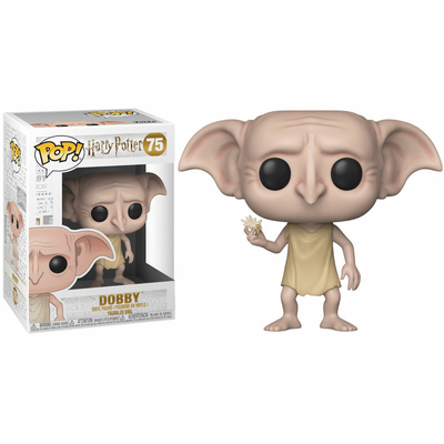 Figurine Harry Potter Funko POP! Dobby Snapping his Fingers 9cm
