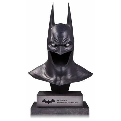 Buste DC Gallery Arkham Asylum Batman Cowl 29cm