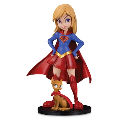 Figurine DC Artists Alley Supergirl by Chrissie Zullo 17cm