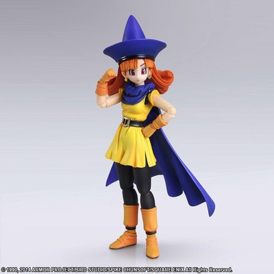 Figurine Dragon Quest IV: Chapters of the Chosen Bring Arts Alena 14cm