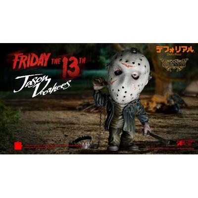 Figurine Vendredi 13 Jason Voorhees Deluxe Version 15cm