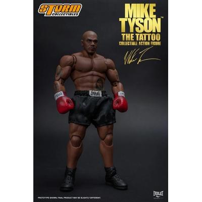 Figurine Mike Tyson The Tattoo 18cm