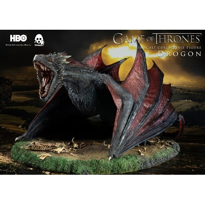 Statuette Game of thrones Drogon 88cm