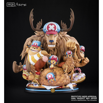 Statue One Piece Tony Tony Chopper HQS by TSUME 62cm