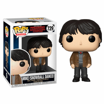 Figurine Stranger Things Funko POP! Mike at Dance 9cm