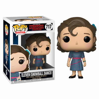 Figurine Stranger Things Funko POP! Eleven at Dance 9cm