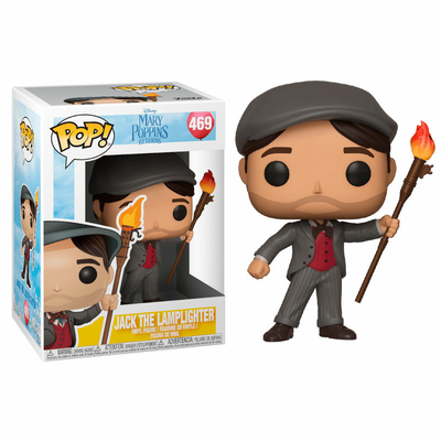 Figurine Mary Poppins 2018 Funko POP! Disney Jack the Lamplighter 9cm