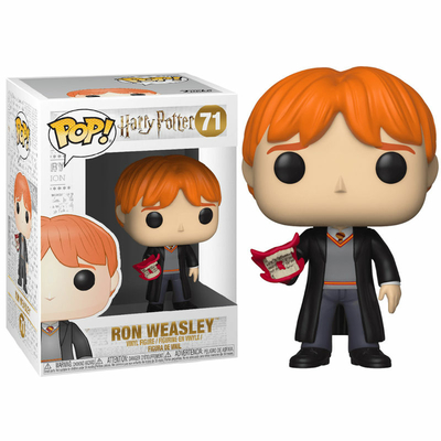 Figurine Harry Potter Funko POP! Ron with Howler 9cm