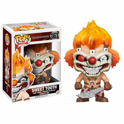 Figurine Twisted Metal Funko POP! Sweet Tooth 9cm