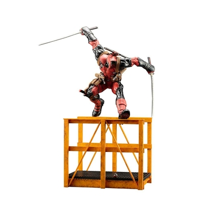 Statuette Marvel Now ARTFX Super Deadpool 43cm