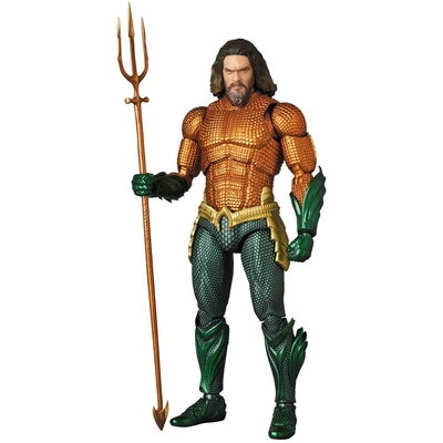 Figurine Aquaman Movie MAF EX Aquaman 16cm