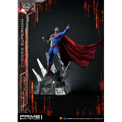 Statue DC Comics Cyborg Superman 93cm
