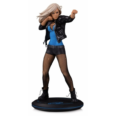 Statuette DC Cover Girls Black Canary by Joëlle Jones 24cm