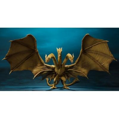 Figurine Godzilla King of the Monsters S.H. MonsterArts King Ghidorah 25cm
