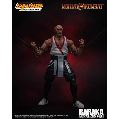 Figurine Mortal Kombat Baraka 18cm