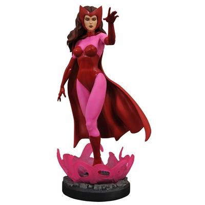 Statuette Marvel Comic Premier Collection Scarlet Witch 28cm