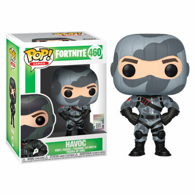 Figurine Fortnite Funko POP! Havoc 9cm